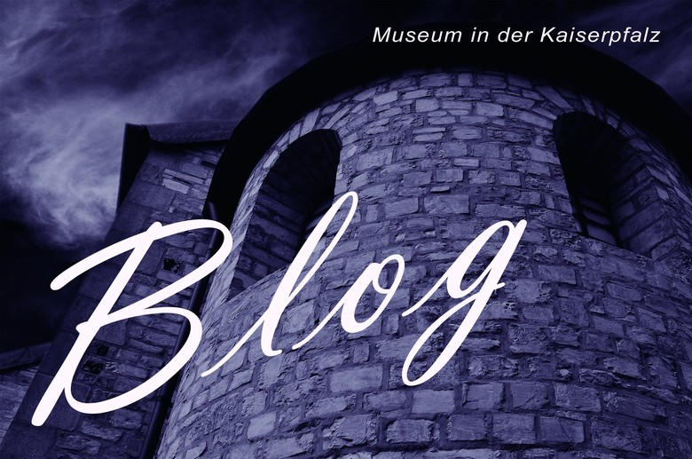 Button des Museums-Blogs Kaiserpfalz
